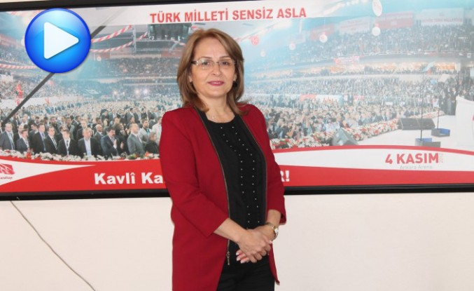 """ZONGULDAK'IN ALTERNATİFİ MHP'DİR''"